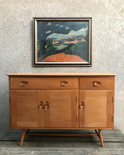 Vintage Mid Century ERCOL Sideboard Model 351