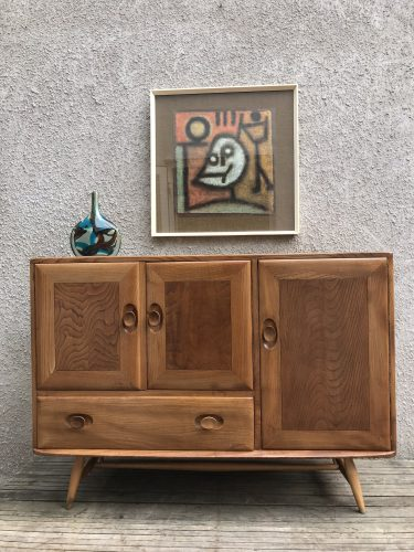 Vintage 1950s Sideboard By ERCOL