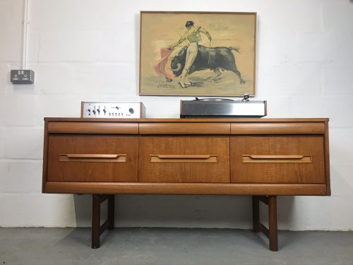 Vintage EON 1960 70s Dressing Table / Chest of Drawers