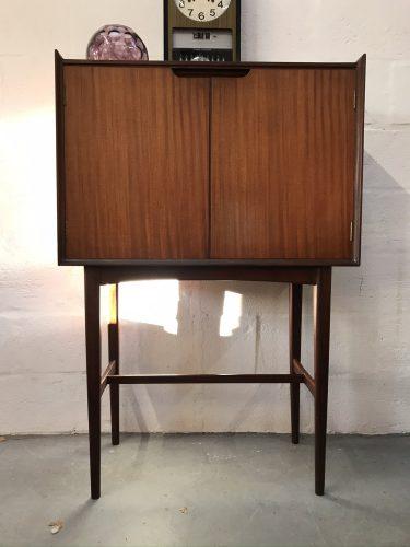 Mid Century VintageRichard Hornby Drinks Cabinet / Bar