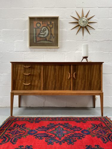 1950s Mid Century Vintage Sideboard by 'Vesper'