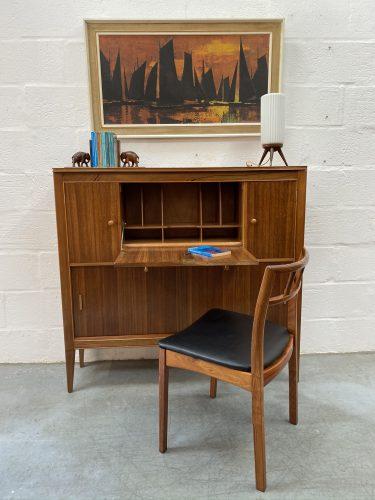 1960s Mid Century Desk / Bureau by Ian Henderson