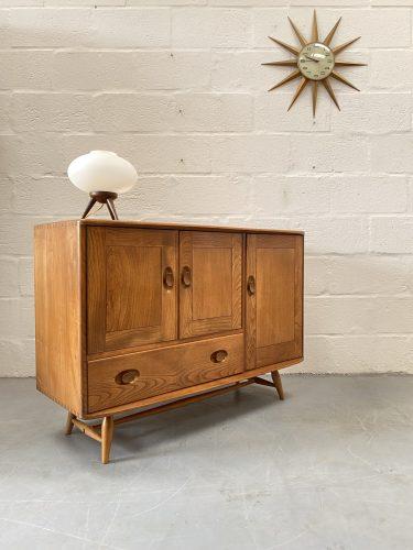 Vintage Mid Century Ercol Sideboard 467