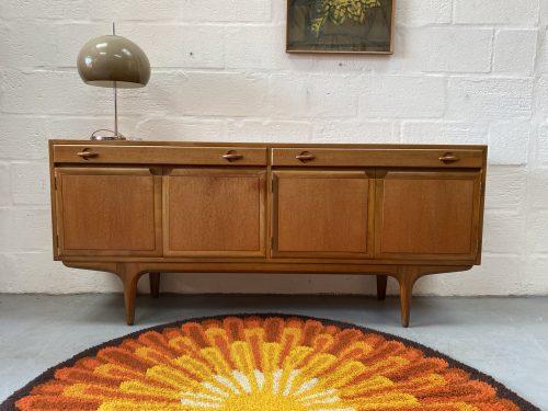 Vintage 1960s Mid Century Vintage Greaves & Thomas Sideboard