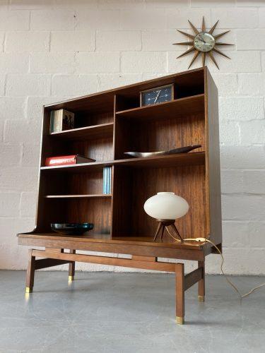 1960s Mid Century G Plan 'Modular' Tola Bookcase