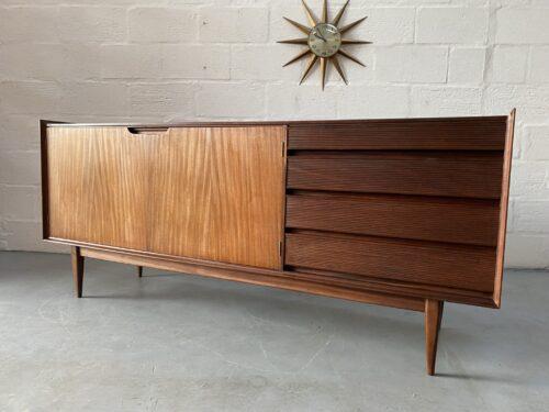 Vintage 1960s Teak Sideboard Designed by Richard Hornby for Fayne Layde Furniture