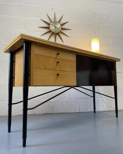 Mid Century 1950's Heals Sideboard by A. J. Milne