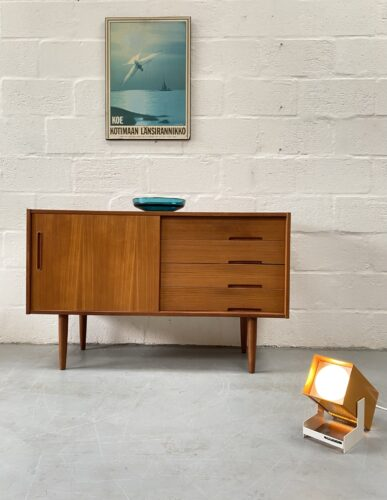 Vintage 1960s 'Lyon' Sideboard by Nils Jonsson for Troeds