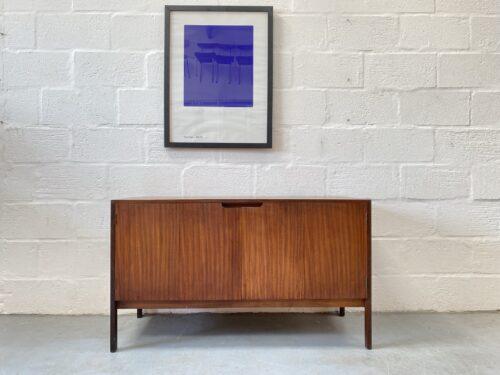 Mid Century 1960s Richard Hornby for Fyne Ladye Cabinet