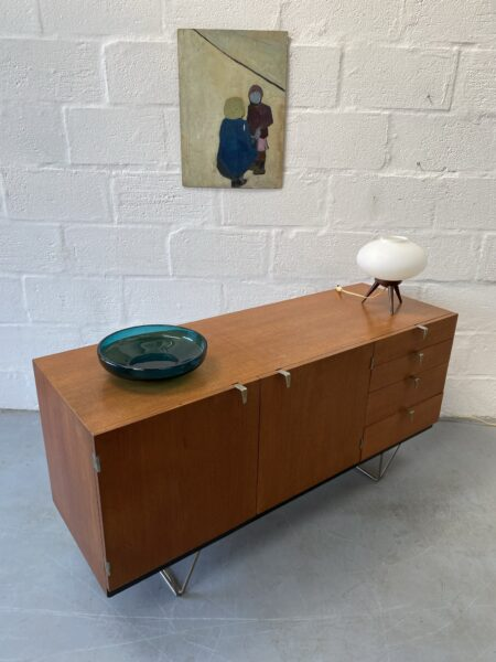 Vintage Mid Century Stag 'S Range' Sideboard