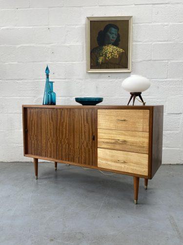 1950s Vintage Herbert Gibbs Sideboard